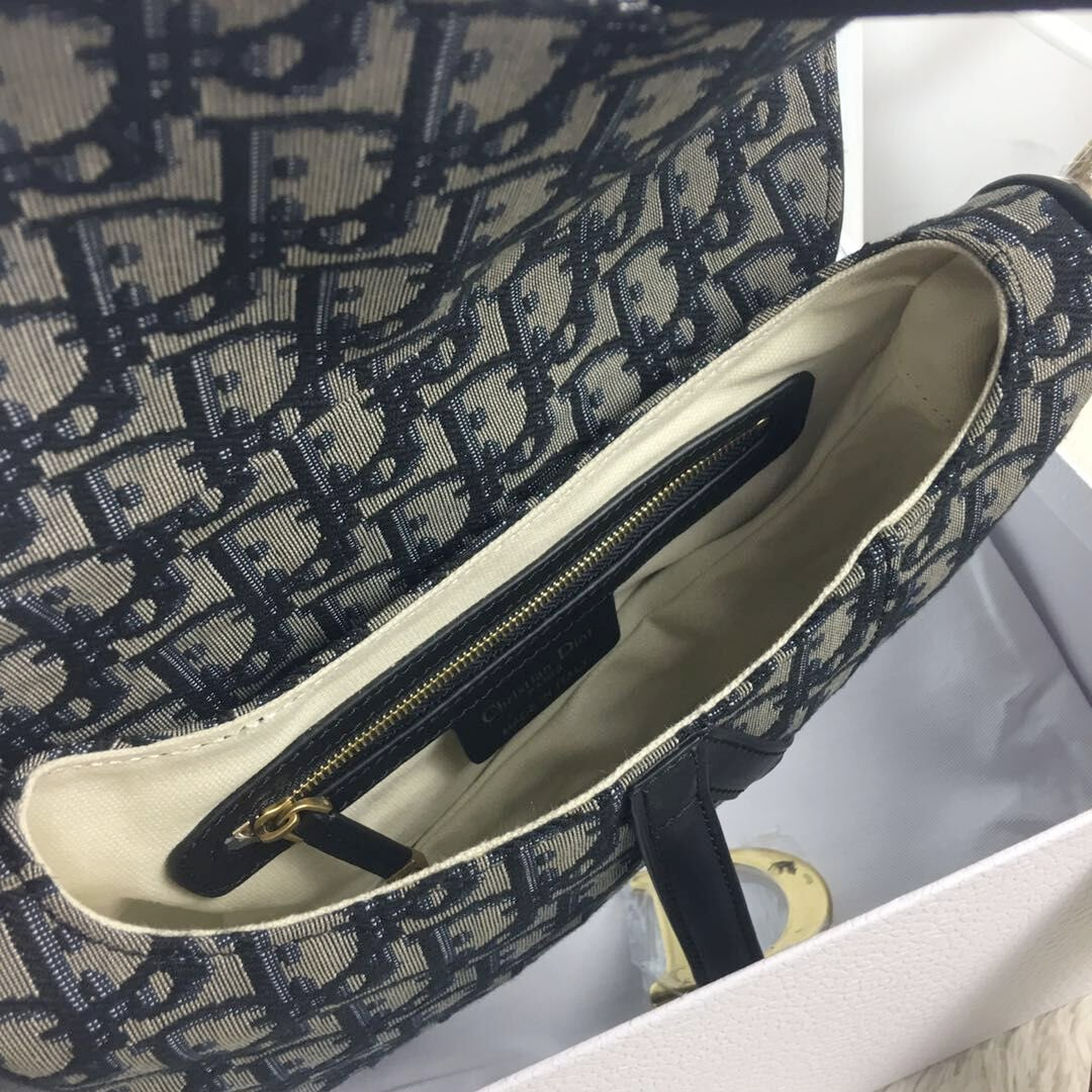 Bolsa Saddle Christian Dior - Loja Must Have