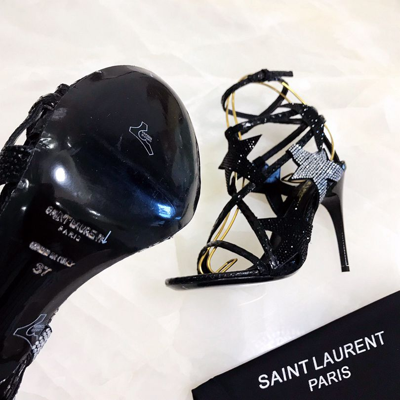 Sandália Stars Saint Laurent - Loja Must Have