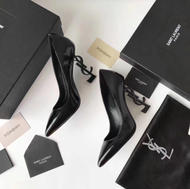 Scarpin YSL Opium 110 Pump Saint Laurent - Loja Must Have