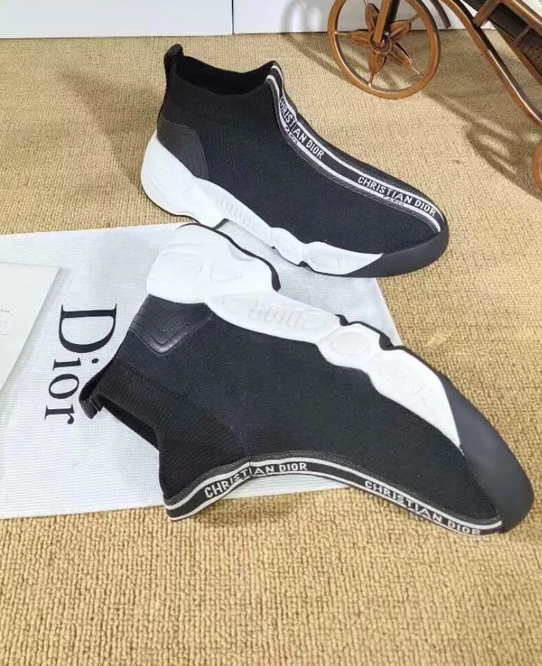 Tênis Christian Dior Sneaker F Two Point Zero malha técnica - Loja Must Have