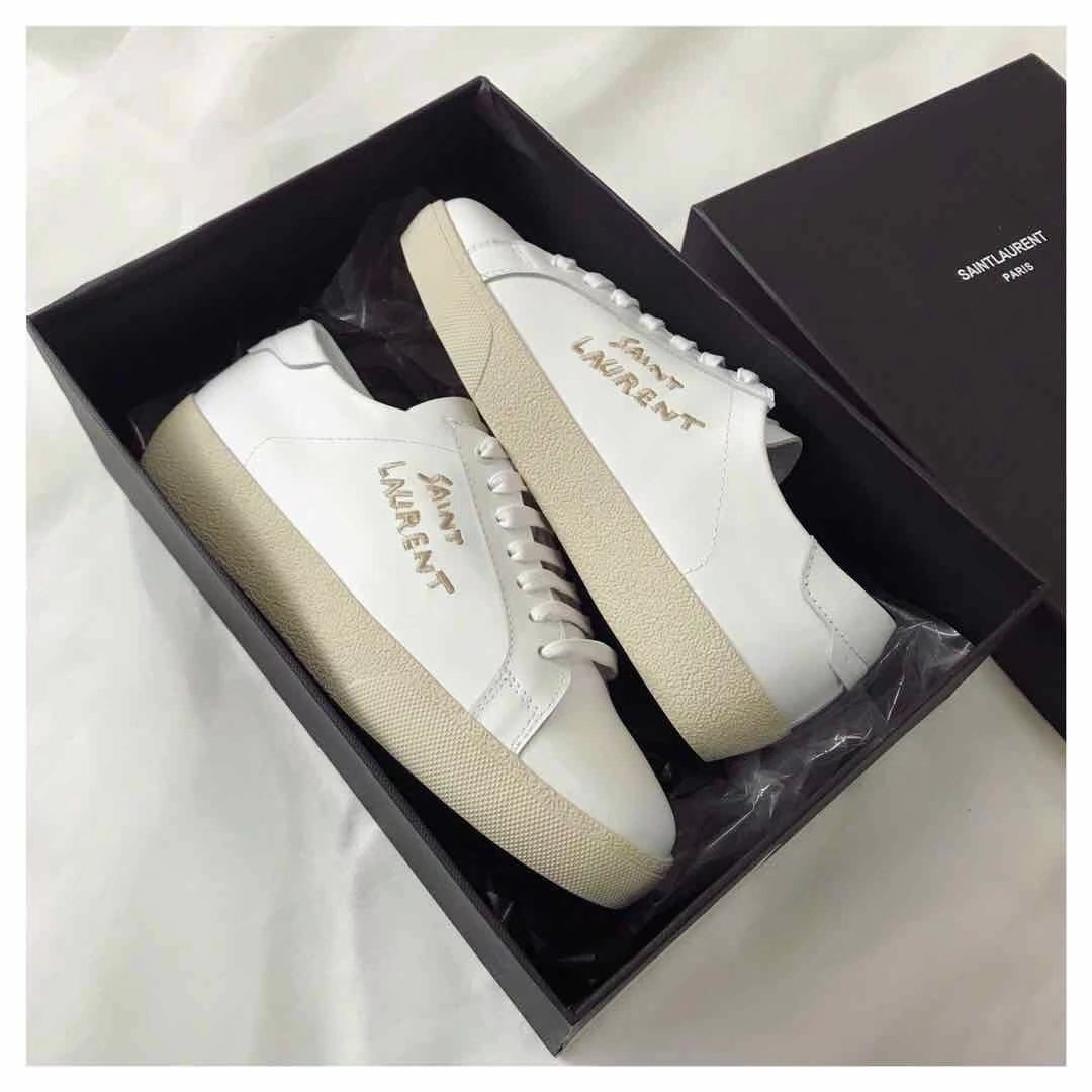 Tênis Sneaker Saint Laurent Court Classic SL/06 - Loja Must Have