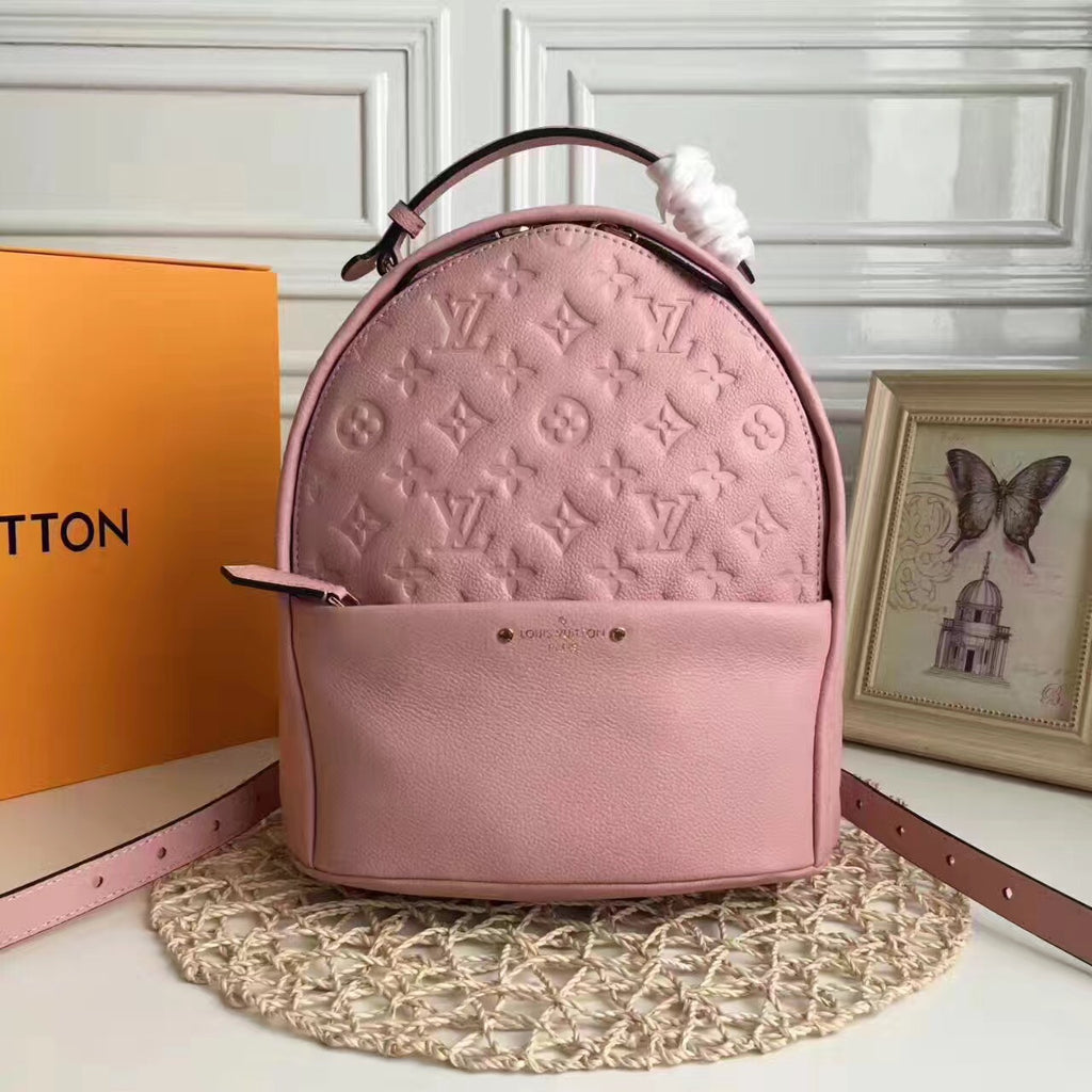 Mochila Louis Vuitton Sorbonne Monogram Empreinte - Loja Must Have