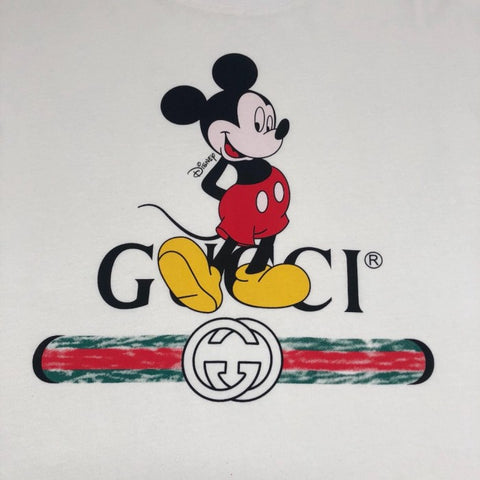 Tshirt camiseta Gucci x Disney Mickey Mouse
