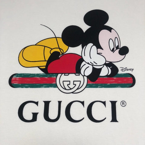 Tshirt camiseta Gucci x Disney Mickey Mouse II