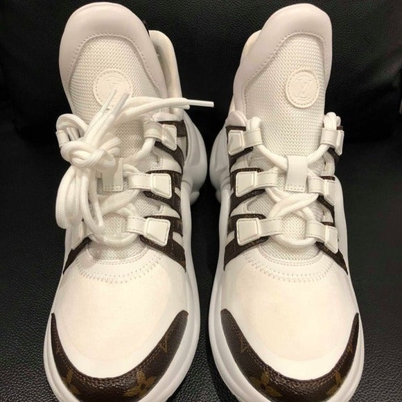 Tênis sneaker Archlight Louis Vuitton - Loja Must Have