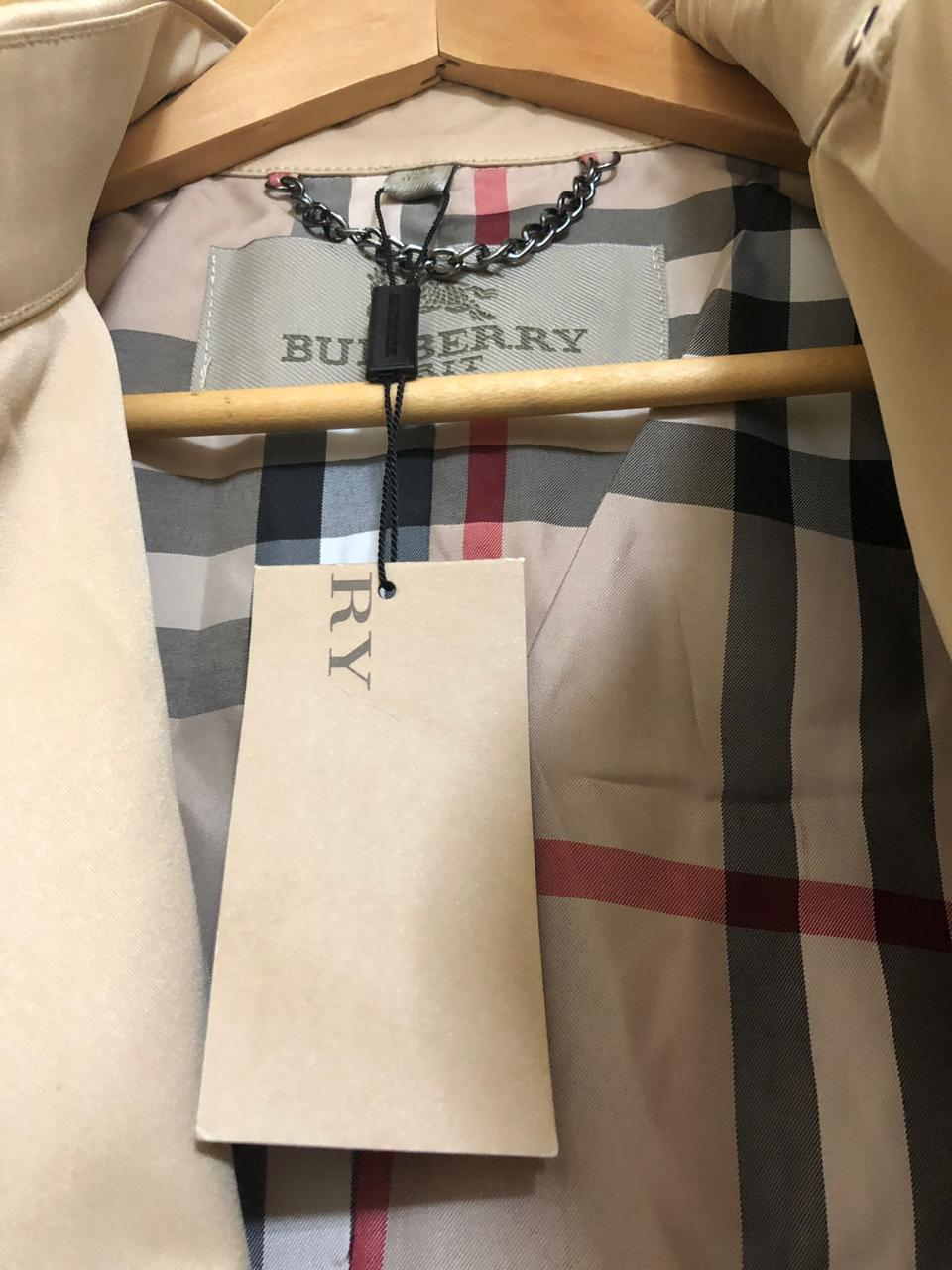 Trench Coat Burberry - Loja Must Have