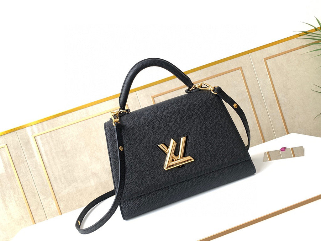 Bolsa Louis Vuitton Twist One Handle Taurillon Leather
