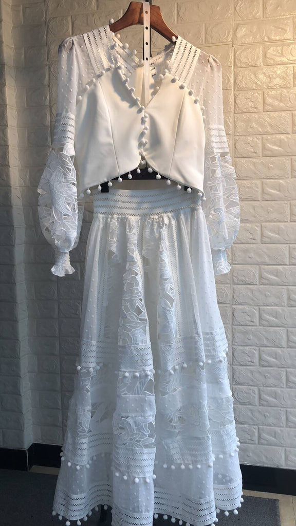 Conjunto top e saia Zimmerman Corsage Inspired - Loja Must Have