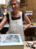 2-DAY ENCAUSTIC SAMPLER: Painting + Monotype | Santa Fe | July 9-10, 2020