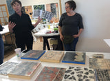 MARK MAKING / CARBON LAB / MONOTYPE MASH-UP-- Santa Fe- NOVEMBER 13-16, 2018