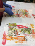 ENCAUSTIC MONOTYPES - INTRODUCTION, Santa Fe, AUGUST 6-9, 2019