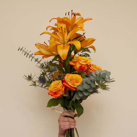 Thanksgiving-Ready Bouquet