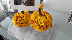 flower pumpkin tutorial, Bloomingmore DIY guide