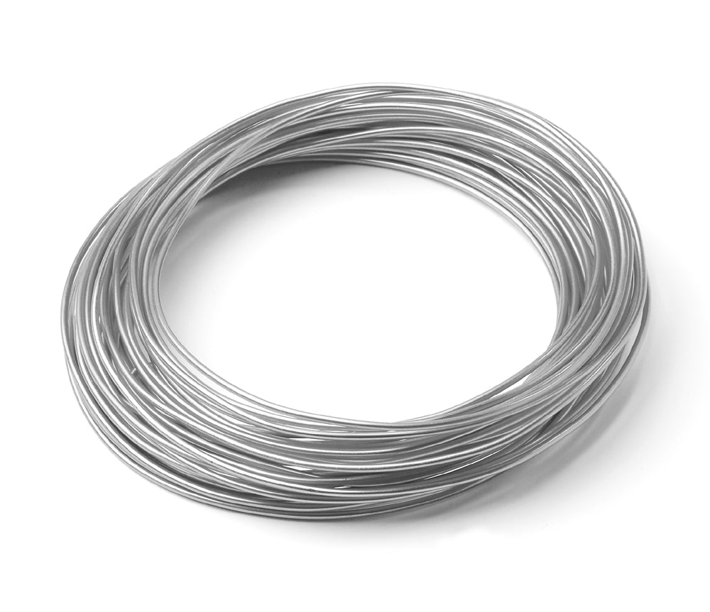 OASIS™ Aluminum Wire, Silver