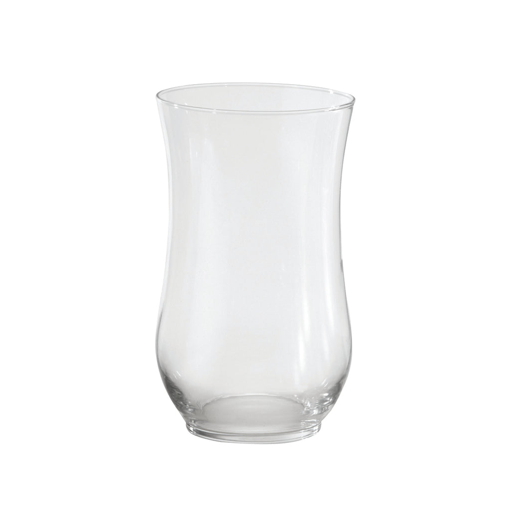 "9"" Hurricane Vase - 9/cs"