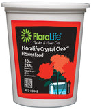Floralife CRYSTAL CLEAR® Flower Food 300 Powders- 12 c/s