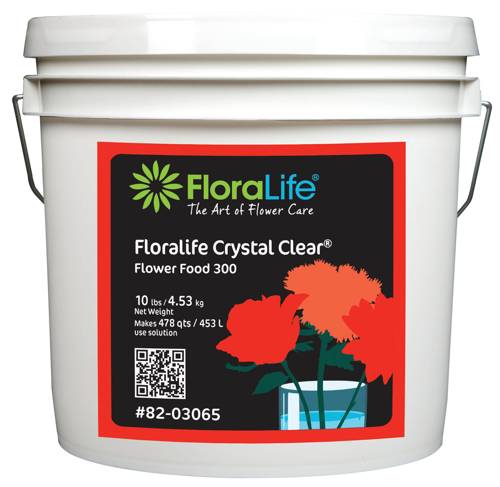 Crystal Clear 300, 10 lb pail powder