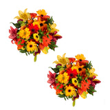 Fall Explosion Bouquet - 31 Stems - 2 Pack
