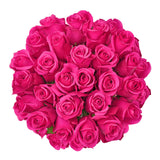 Blooming Boxes, Hot Pink Roses