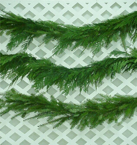 Bush Ivy Green Garland