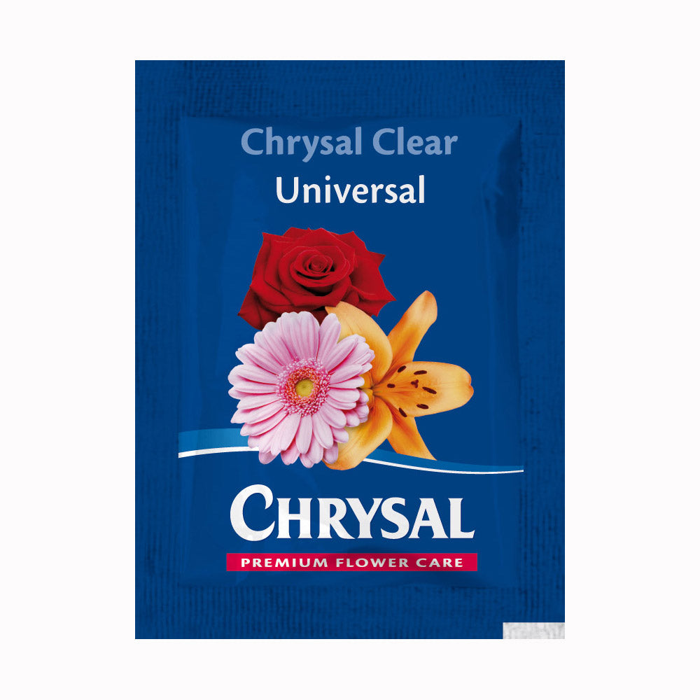 Chrysal flower Food 1000 ct. 5 Gram Packets