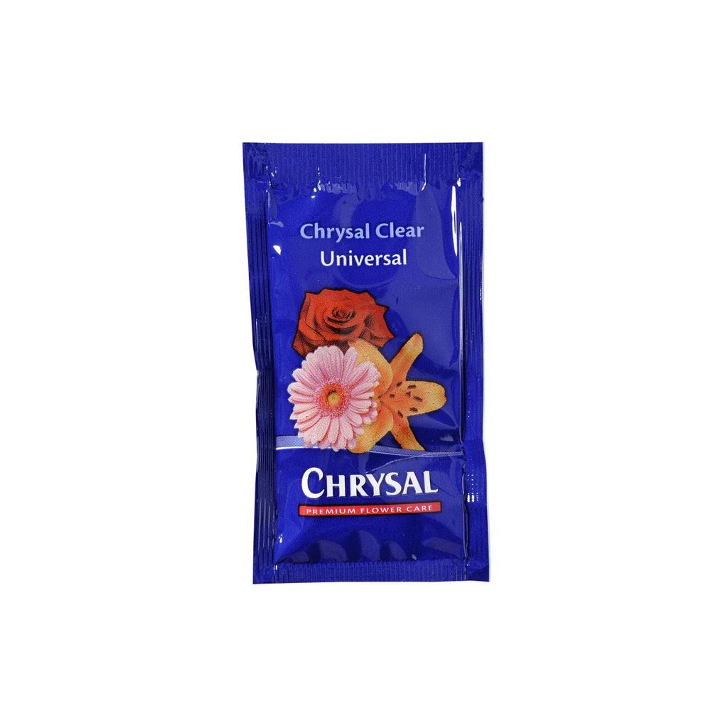 Chrysal Clear flower Food Packet 200 x 1 Pt