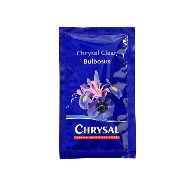 Chrysal Bulb Food Packets, 75 Packets x 1 qt.
