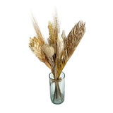 Bleached Eternal Bouquet - 10 Stems