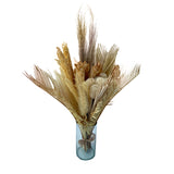 Bleached Eternal Bouquet - 26 Stems