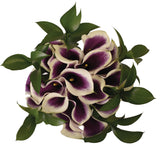 Picasso Elegance Mini Calla Bouquet - 4 Pack