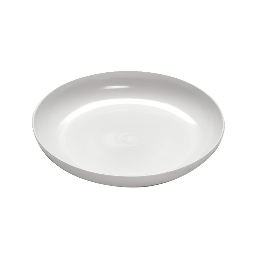 LOMEY Designer Dish, White 11 in. - 6  pack per case