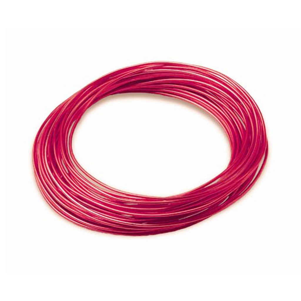 OASIS Aluminum Wire, Red, 1 Roll
