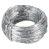 OASIS Bind Wire, Silver, 23-gauge 18 in. 69 ft. roll - 6 rolls per case