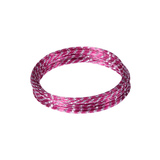 OASIS Diamond Wire, Strong Pink 12 gauge- 10 Rolls