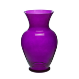 11 in Bouquet Vase, Iris - 6 per case