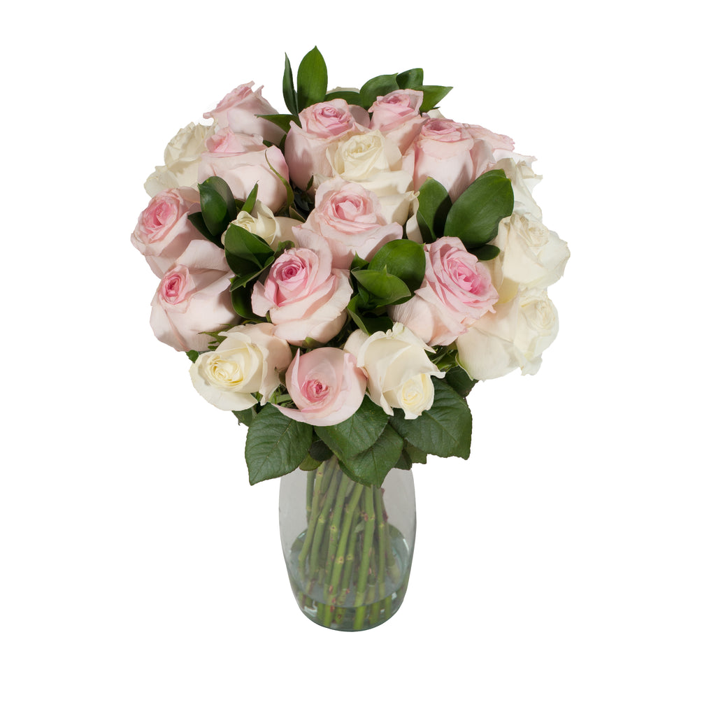 Hopeless Romantic Rose Bouquet Deluxe