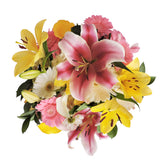 Pretty Little Lillies Bouquet - 4 Pack