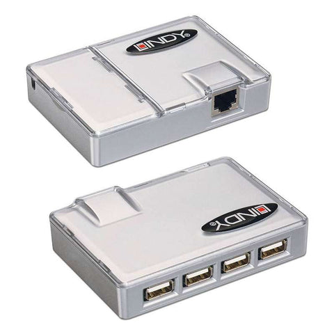 USB-Cat5 extender Lindy