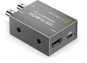 Blackmagic Design Micro Converter - HDMI to SDI