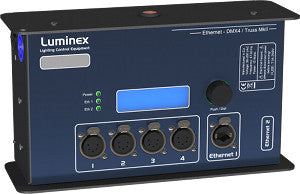 Luminex Ethernet-DMX4 MkII Truss