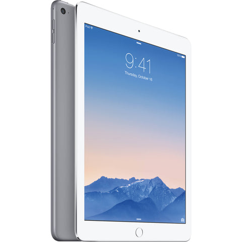 Apple iPad Air 2. 16GB 4G ja Wifi. tumehall