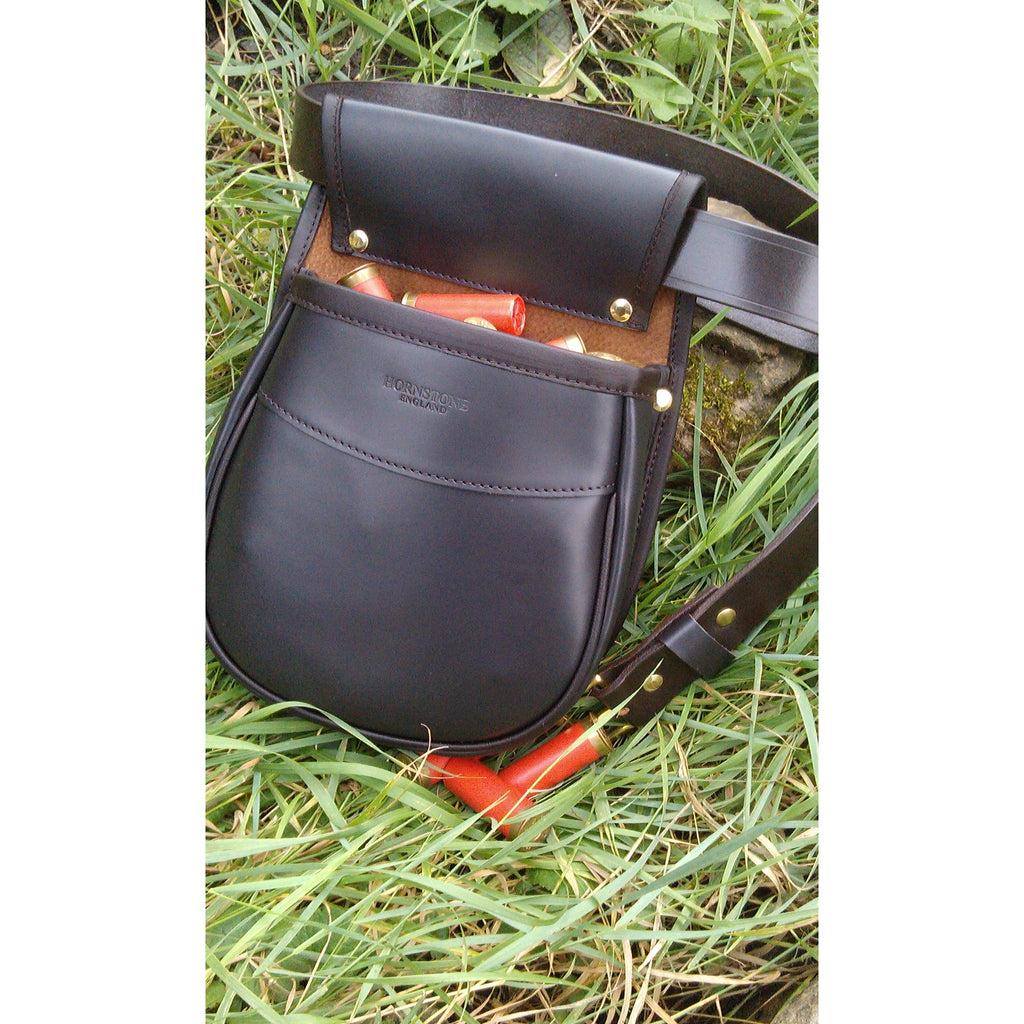 The humble shotgun cartridge pouch...