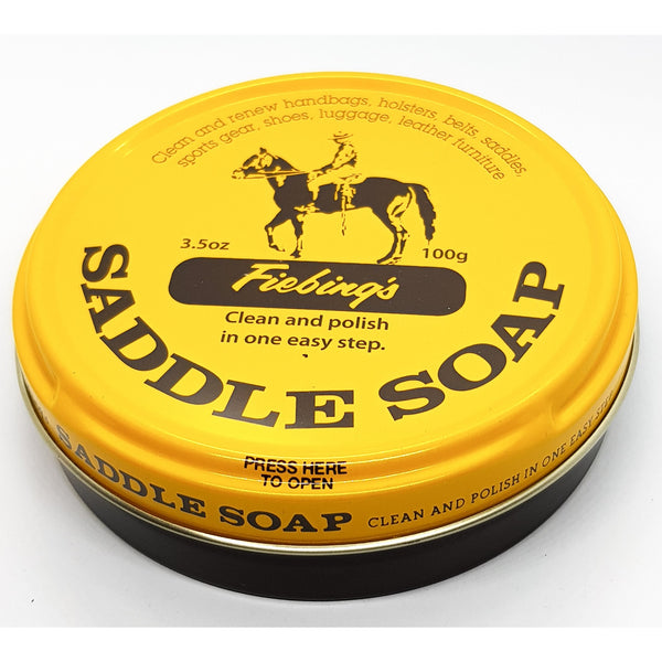 Saddle soap Fiebings 3.5 oz / 100g