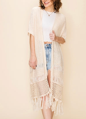 Knit Duster