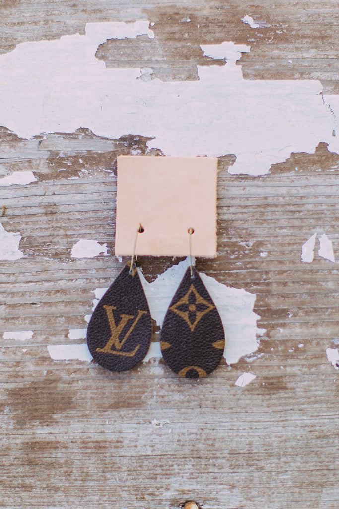 OG LV Earrings