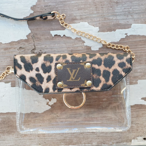 Leopard Stadium Bag