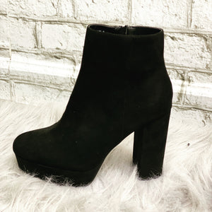 Little Black Bootie