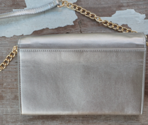 MH Crossbody/Clutch - Pewter