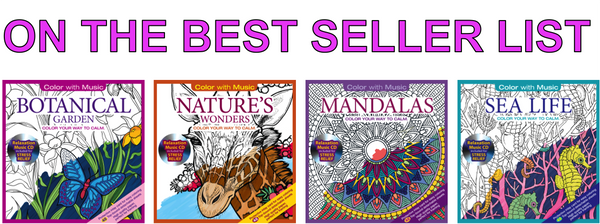 Color With Music Best Seller List