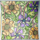 Color With Music Adult Coloring Books